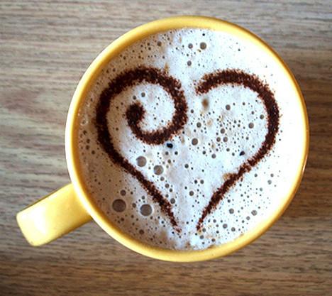 caf decorado nem a v fazia