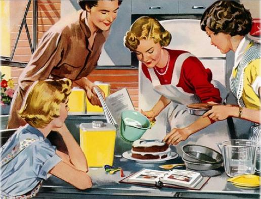 como fazer um bolo?